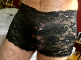 playing in my wife lingerie x