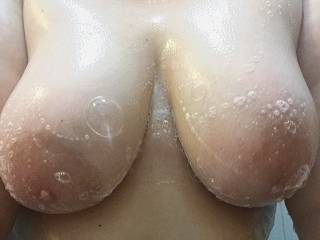 Got horny during my shower