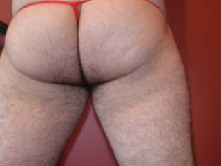 My wife loves to dress me up in her panties