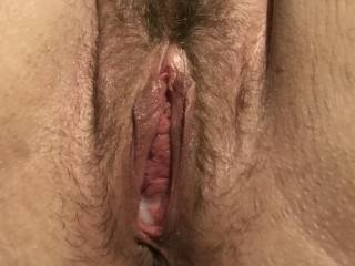 I love it when she just wants me to have my way and just fuck her till I cum..... she even likes it when I cum then degrade her after I'm done... makes her pussy ooze white fluffy clean, to hear me be little her sometimes!