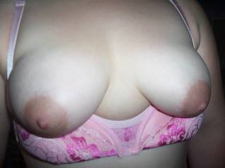 oh how i would love to suck on those gorgeous tits
