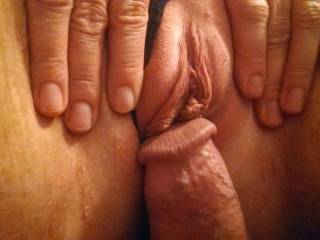 nice pic love the cock and pussy would lick both at the same time. sound good?