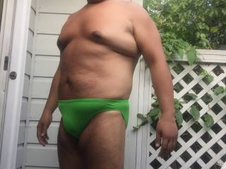 selfie fire island thong bikini sunbathing