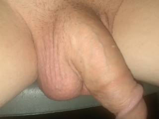 Just hanging out,is my dick cold it looks small...lol