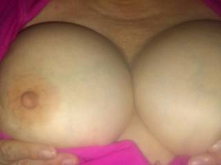 Are these good enough for a titty fuck?  Would love to see your load on them.