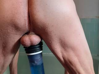 Using pump shot from back side how\'s it look?