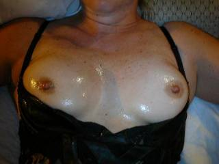 Your Tits, Look so inviting, wanting someone to come & play with them