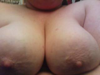 big tits ready to bounce