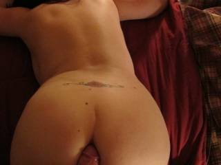 First time trying anal