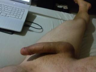 just relaxing naked on bed.....after few pics on Zoig.com i got these.....would you do smth about it?