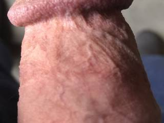 Love to have a big cock in my mouth 👄. While playing with my cock  and swallowing a huge load of cum