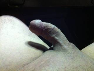 ...mmmmm, gorgeous cock... cum and rub it between my curvy butt cheecks... i want to feel you hard and horny for me...