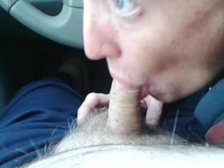 Tink  gives a good blow job
