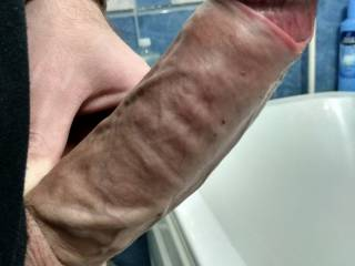 my veiny thick cock