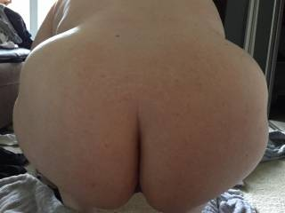 Fucking my wife in the kitchen