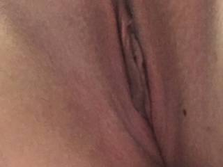 Freshly shaven pussy right here! I love sitting on my husbands face and making him lick my clit! I just need a pretty lady to lick my wet pussy while I suck my husbands cock, anyone want to assist?!