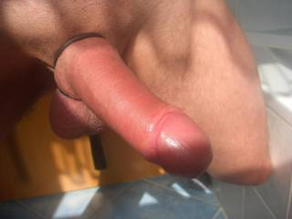 SO nice and clean! I want to lick it all nigt! Thanks, very, very nice cock!