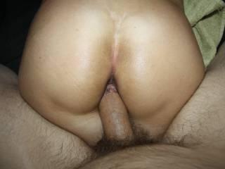 Close up of me fucking my girlfriend