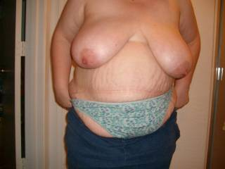 wow what nice big nipples  id love to suck on them and make them harder  would you like that ???