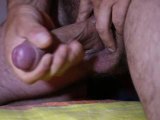 Mmmmm, nice video....I enjoyed watching you play with it...would have loved to see you cum.  MILF K