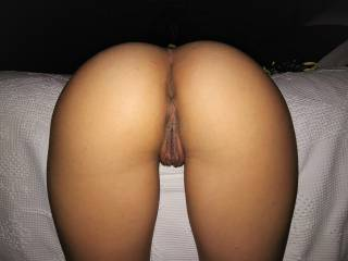 Bent over just the way i like it