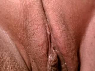 My freshly shaven pussy....makes me feel soooooo naughty!