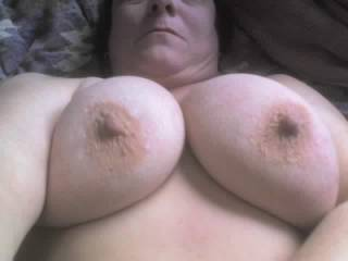 Wish I could put my dick between those tits ,, they look like that would feel wonderful ..