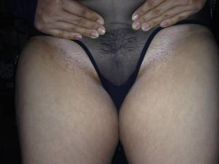 Love to pull them down and have a taste of your sexy pussy