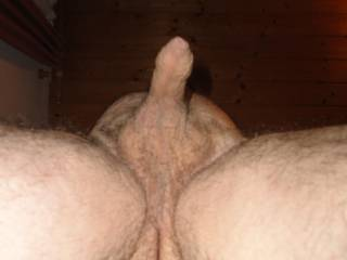 small cock and balls
