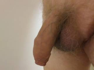 My uncut soft cock, what do you think?