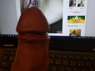 Tribute for a nice pussy