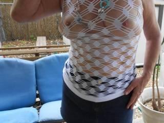 Your always wearing something so fucking hot !