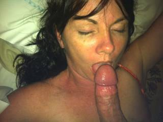 Great cock and sexy face - wish we could have fun together11 xxx