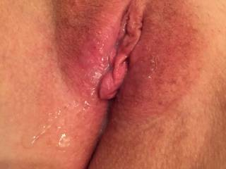 wife and i both would love to lick you clean