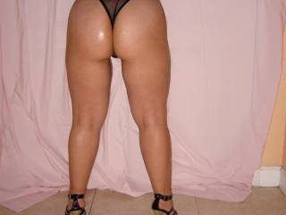 Fantastic Sexy Perfect Round Ass!!  I think a good spanking followed by a nice erotic fucking is in order for that sexy ass!
