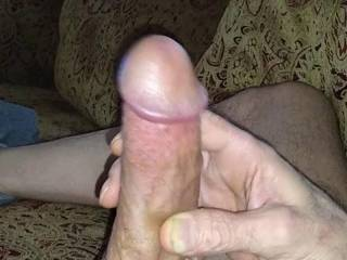 I thought I\'d upload a little tease. Do you like watching me stroke my cock and push out cum? For the one\'s that know me they know I didn\'t orgasm. Would you like to see more?