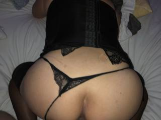 Her ass is so sexy