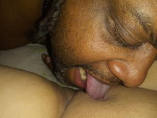 Me licking some pussy of a Pawg of mine ..I love all women and older bbws and older white women...damn...