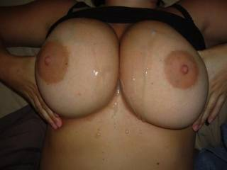 i would love to kiss you all over and take hours to do it ! love your big areolas