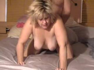 You guys wanted another doggy video showing my tits so i made this today as i got fucked hard this afternoon for you to watch me. Hope you have as much fun watching as i did making it.