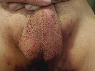 i'd like to lick and suck your balls