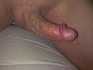 i read on your profile that you put straight as your sexual orientations. I hope you dont see anything wrong in me saying that you have a great cock. Love the shape of the head