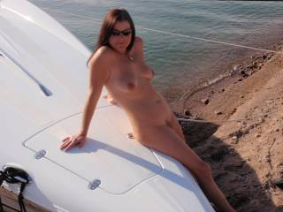 Perfect body love the little titties....