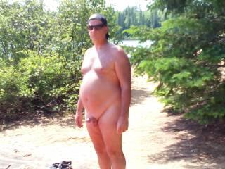 this beach is a nudist beach