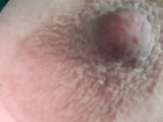 One of my nipples