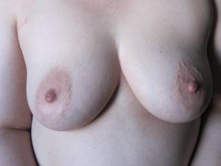 You have some sexy titties!!!!!