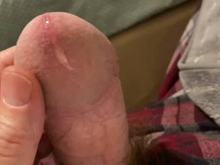 dripping precum, almost ready to squirt