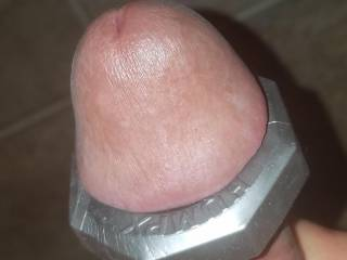 Ring around the cock head