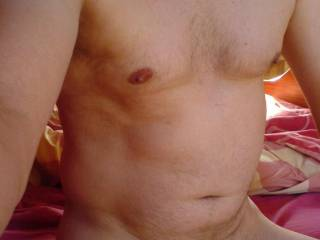 Great body and cock and I love the nipples. Domino