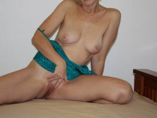 My dear I also am ready and very willing to pleasure you, your hot body and wet pussy....any which way I can.   G